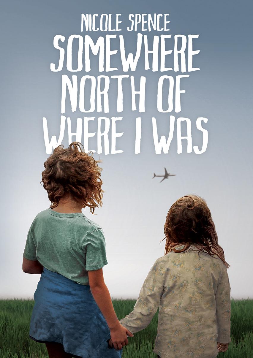 Somewhere North of Where I Was—A Memoir