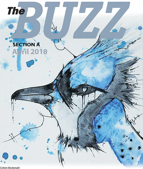 The Buzz - May 2018