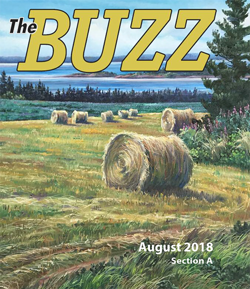 The Buzz - August 2018