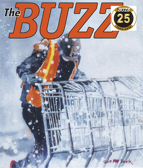 The Buzz - January 2018