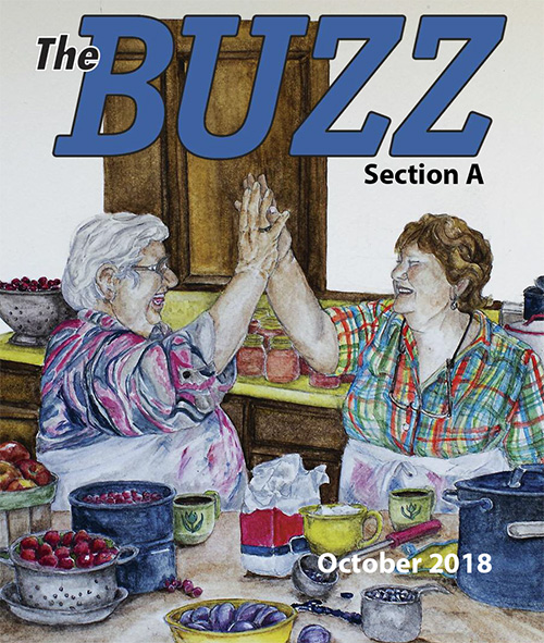 The Buzz - October 2018