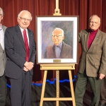 Glendenning portrait unveiled