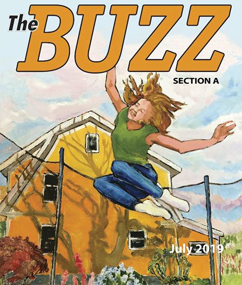 The Buzz - July 2019