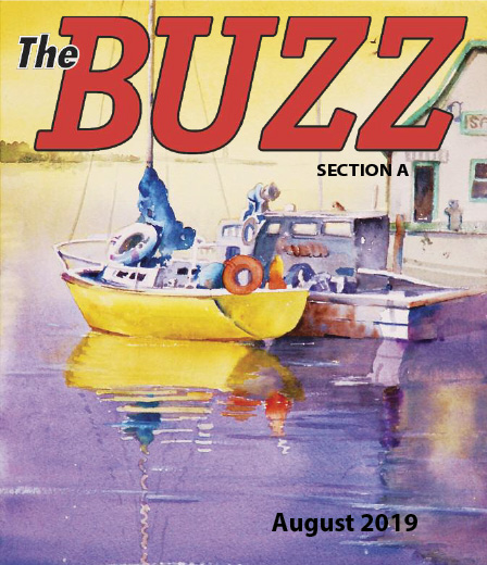 The Buzz - August 2019