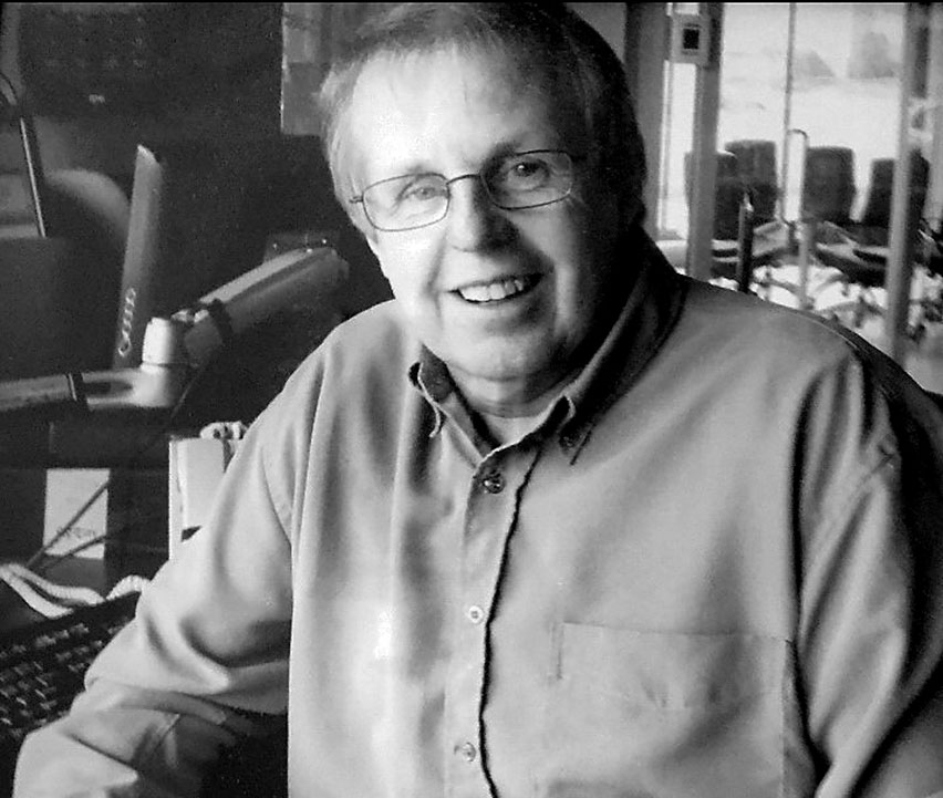 Dave Holland's 50 years in radio