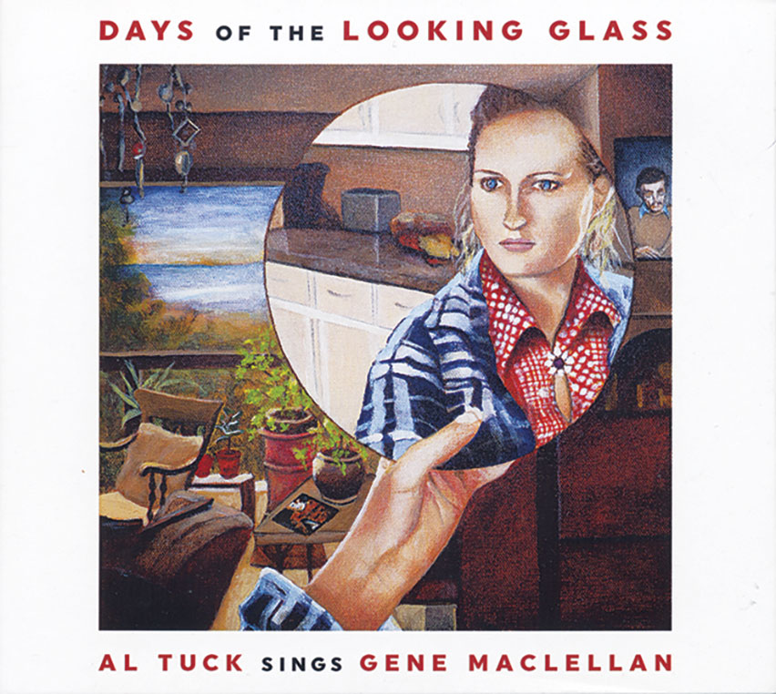 New Release: Al Tuck | Days of the Looking Glass