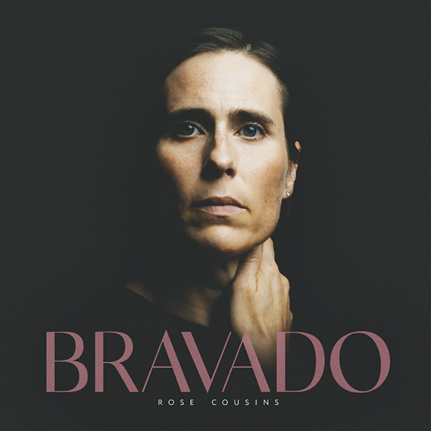 Hometown launch of Bravado by Rose Cousins