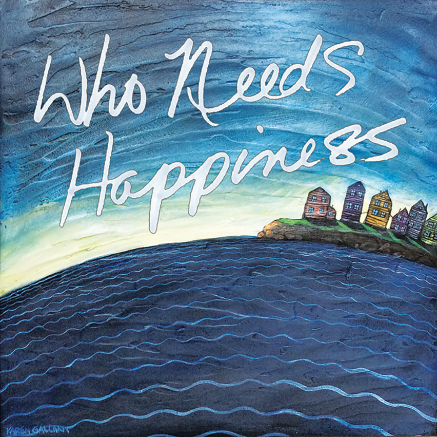 New release: Who Needs Happiness