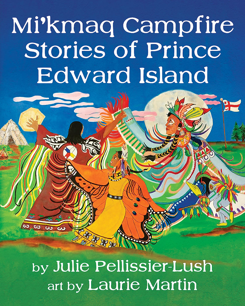Book release: Mi'kmaq Campfire Stories of Prince Edward Island