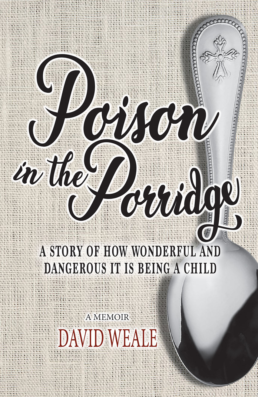 Book release: Poison in the Porridge