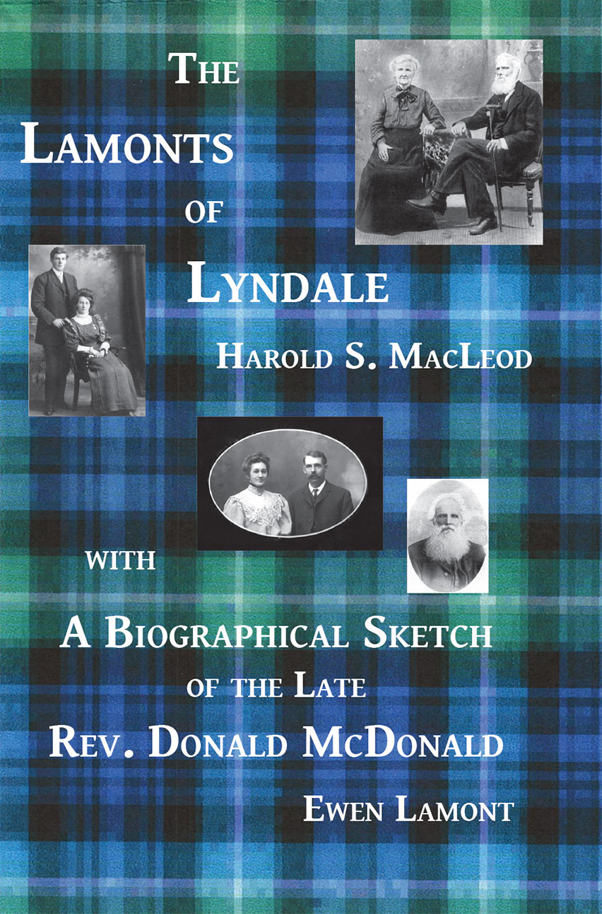 Book release: The Lamonts of Lyndale