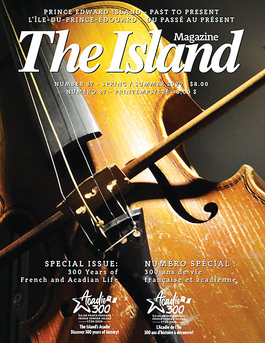 Book release: The Island Magazine