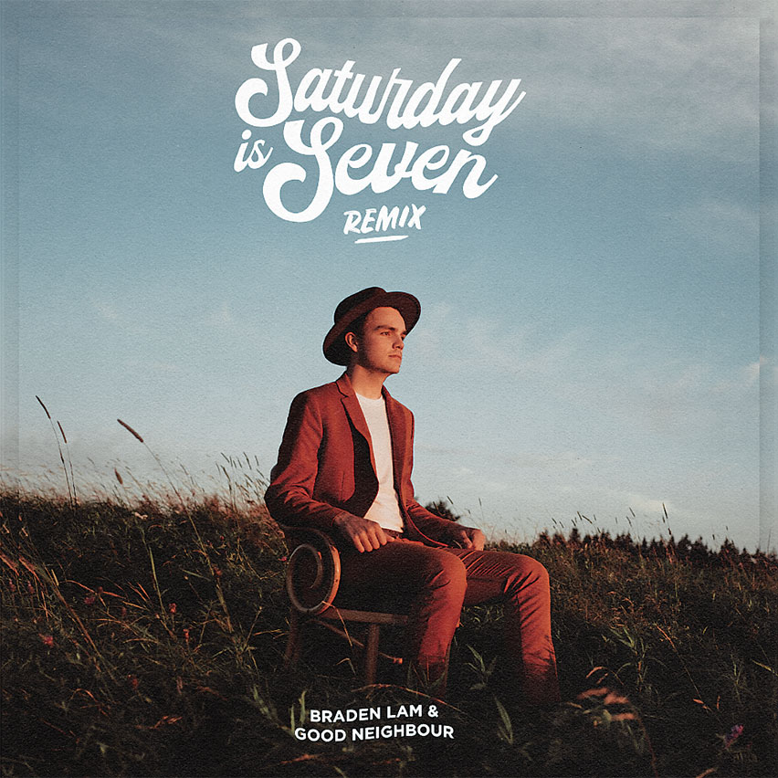Single release: Saturday is Seven (remix)