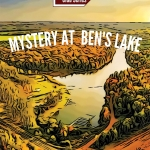 Book release: Mystery at Ben's Lake