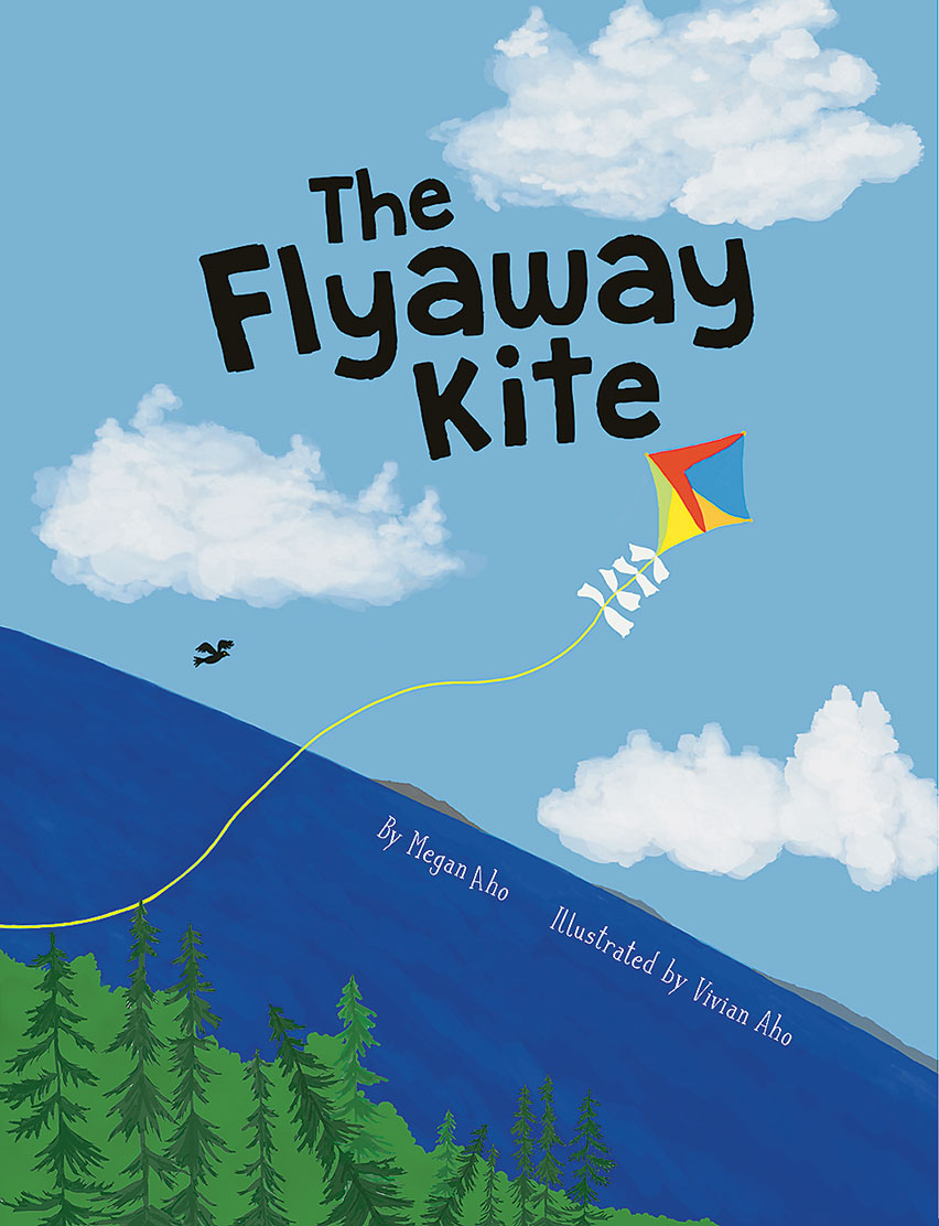 Book release: The Flyaway Kite