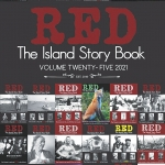 Book release: RED: The Island Storybook