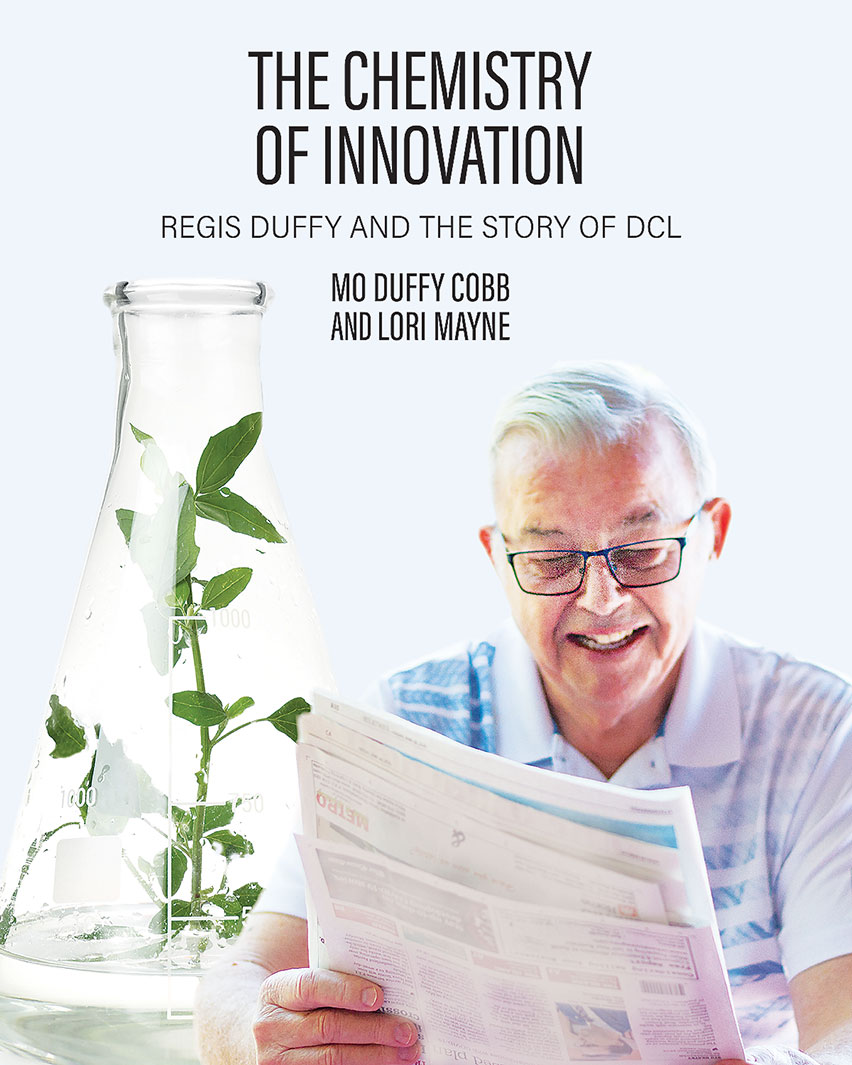 Book release: The Chemistry of Innovation: Regis Duffy and the Story of DCL