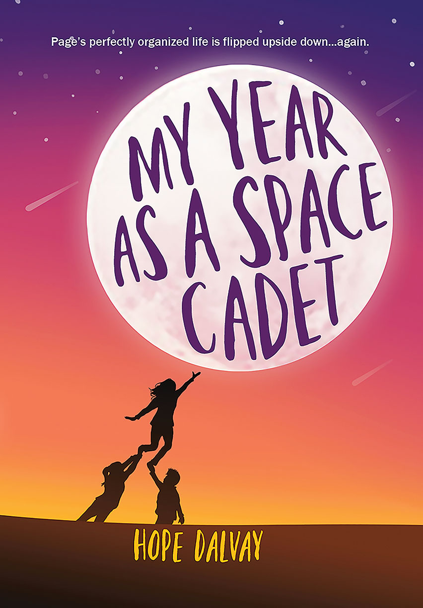 Book release: My Year as a Space Cadet