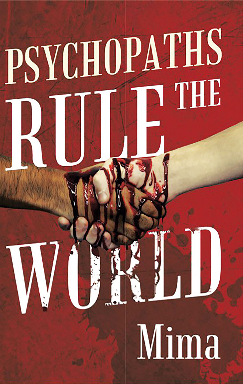 Book release: Psychopaths Rule the World