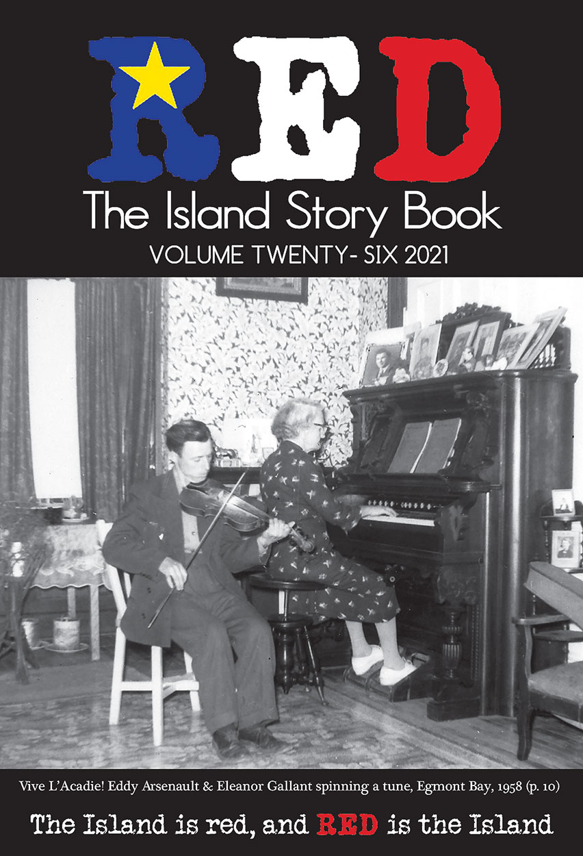 Book release: RED: The Island Storybook #26