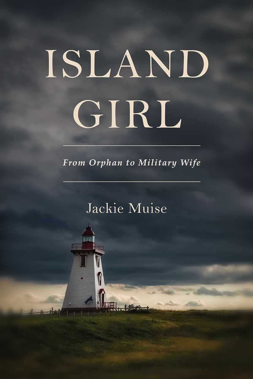 Book release: Island Girl: From Orphan to Military Wife