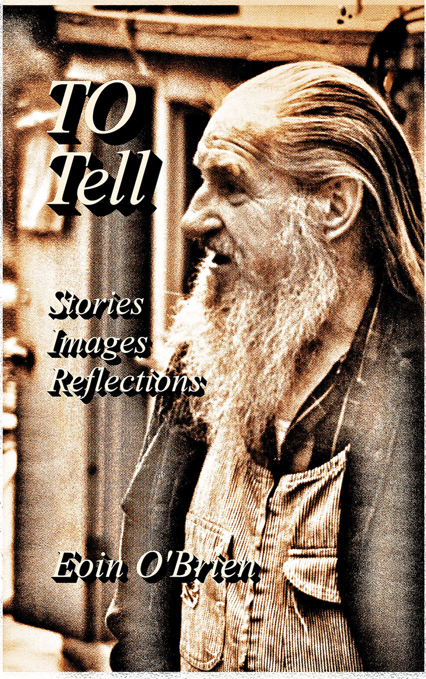 Book release: To Tell: Stories, Images and Reflections