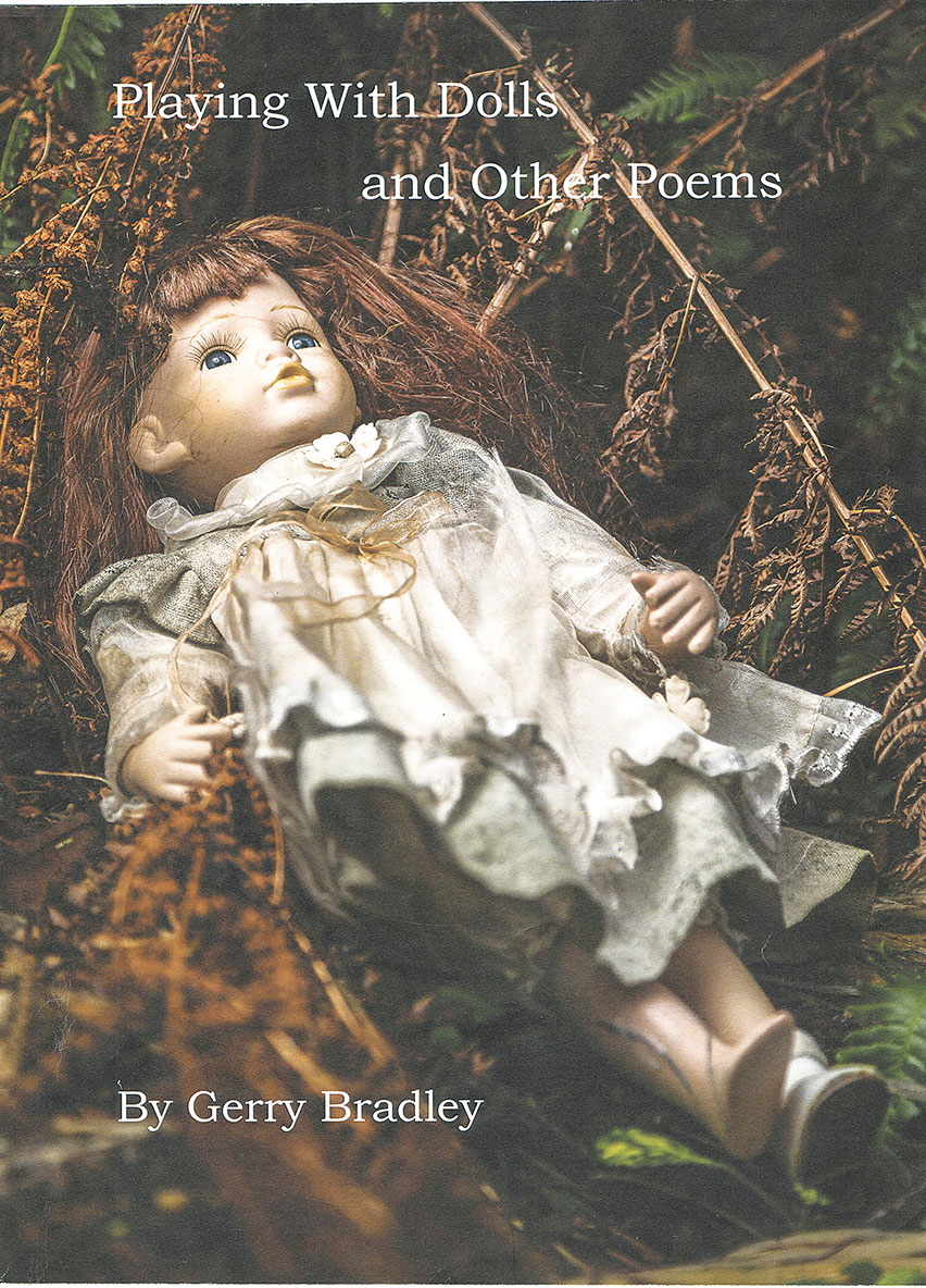 Book release: Playing With Dolls and Other Poems