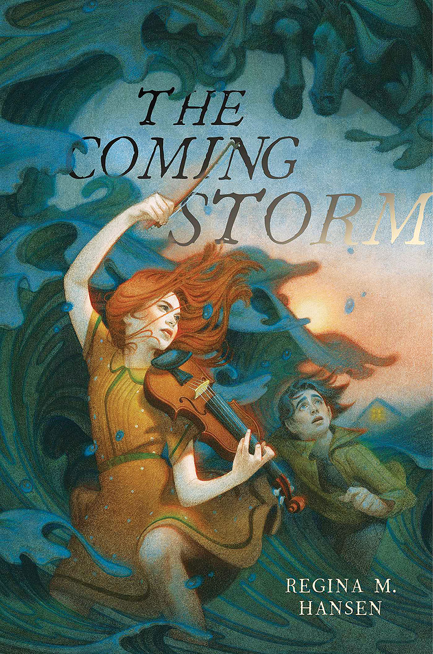 Book release: The Coming Storm