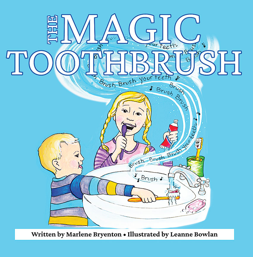 Book release: The Magic Toothbrush